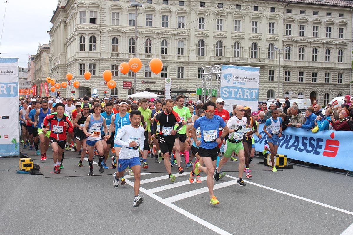 © Salzburg Marathon / Uwe Brandl