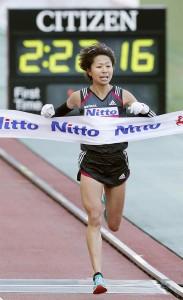 © Veranstalter Osaka Marathon