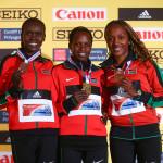© Getty Images for IAAF / Jordan Mansfield