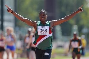 © IAAF / Roger Sedres