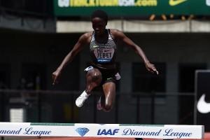 In Eugene schrammte Ruth Jebet haarscharf am Weltrekord vorbei. © Diamond League / Image of Sports