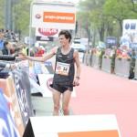 Valentin Pfeil feierte heuer beim Vienna City Marathon sein Debüt über die 42,195 Kilometer. © VCM / Leo Hagen