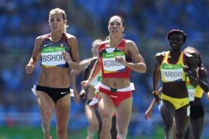 Kann Melissa Bishop die Afrikanerinnen in Lausanne fordern? © Getty Images
