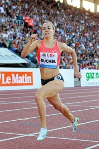 Selina Büchel bei der Athletissima 2015. © Diamond League / Victah Sailer