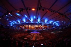 Am Freitag wurden die 31. Olympischen Sommerspiele im Maracana Stadion feierlich eröffnet. © Getty Images / David Rodgers