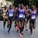 Die Spitzengruppe beim Kosice Peace Marathon 2015. © Veranstalter Kosice Peace Marathon