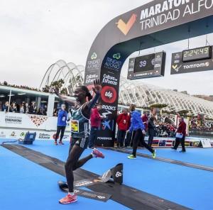 © Veranstalter Valencia Marathon