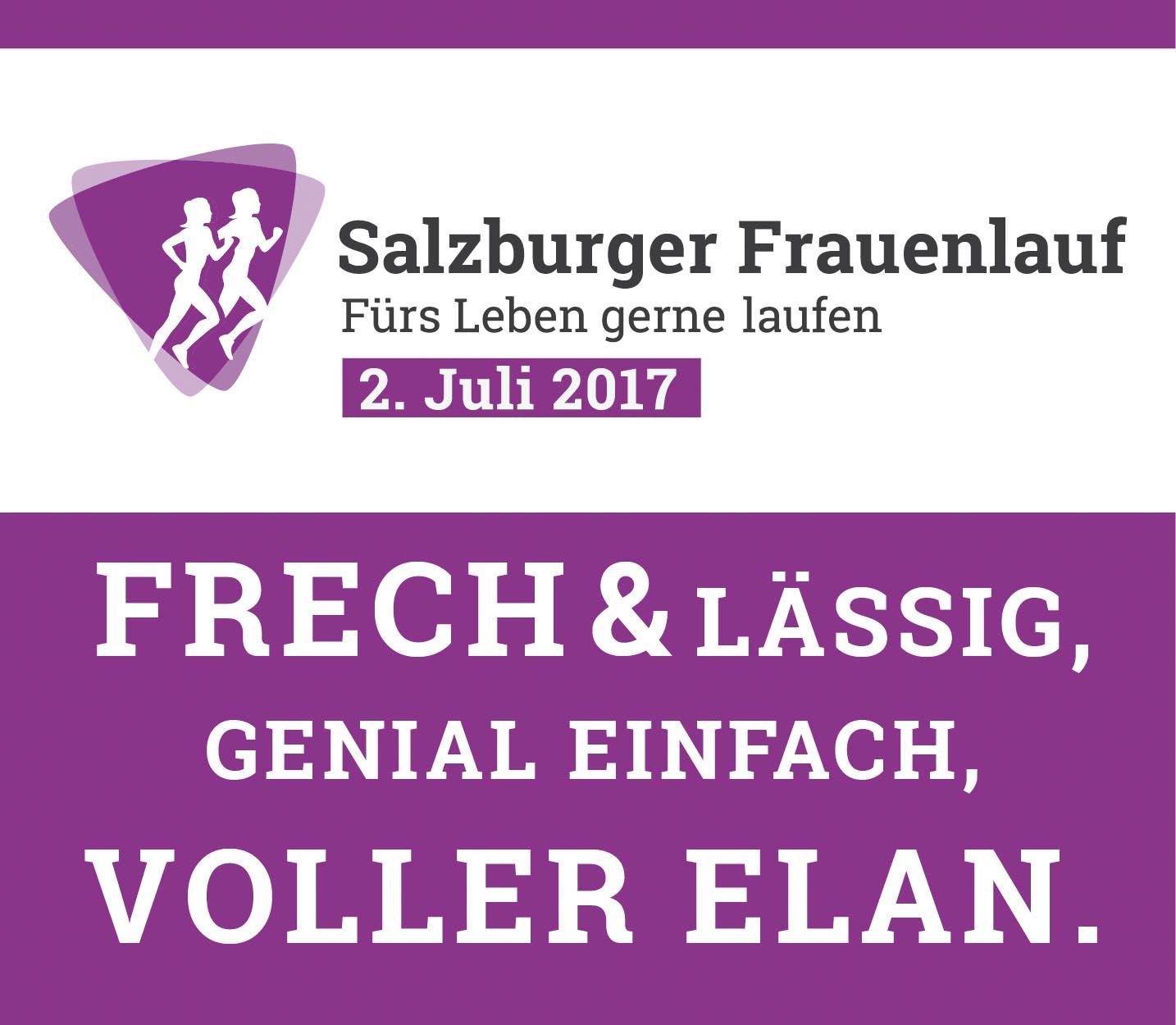 © Salzburger Frauenlauf