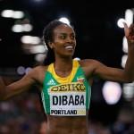 Genzebe Dibaba, hier bei den Hallen-Weltmeisterschaften 2016, beendet eine starke Hallen-Saison. © Getty Images for IAAF / Christian Petersen