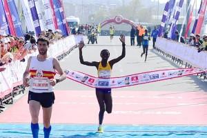 © Vodafone Istanbul Halbmarathon