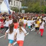 Zahlreiche Kinderläufe und die Initiativen dahinter haben das Ziel, junge Menschen für mehr Bewegung im Alltag zu begeistern. © Salzburg Marathon / Uwe Brandl