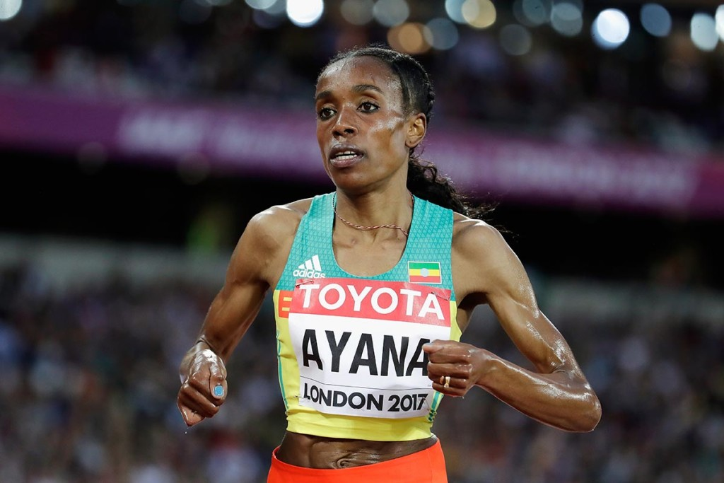 © Getty Images for IAAF / Andy Lyons