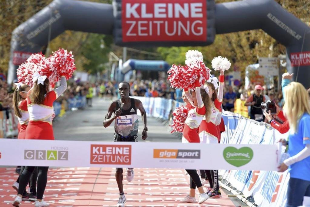 © Graz Marathon / facebook / GEPA Pictures / Michael Riedler