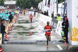 © Shanghai International Marathon