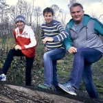 v.l.: Günther Weidlinger, Teamleiter/Lauf im ÖLV, Gerold Sattlecker, Wirtschaftlicher Leiter im ULSZ Rif, und Johannes Langer, Veranstalter der Wyndham Grand CrossAttack.