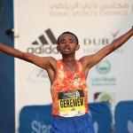 © Dubai Marathon / Giancarlo Colombo