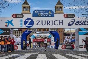 © Barcelona Marathon 2018