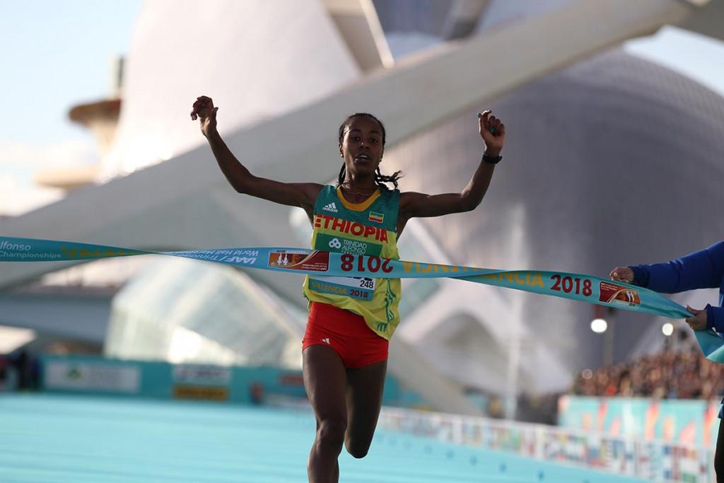 © IAAF / Jean Pierre Durand