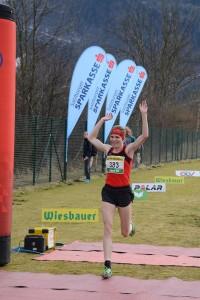 Bei den Damen war Sandrina Illes die überlegene Siegerin. © CrossAttack / Alexander Schwarz