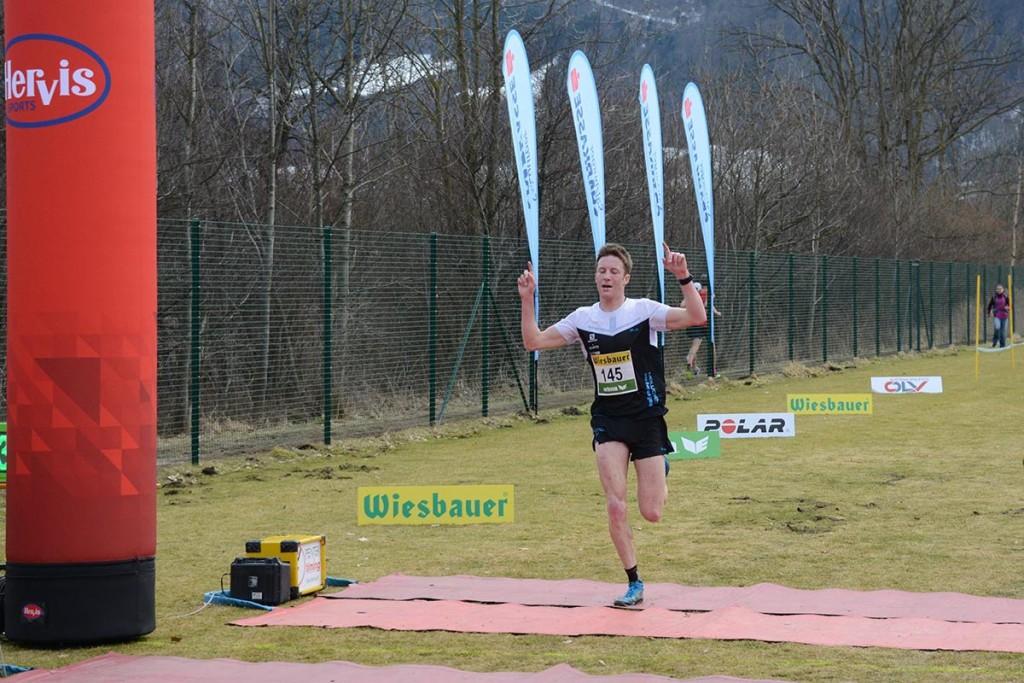 Manuel Innerhofer komplettierte den Salzburger Doppelsieg. © Cross Attack / Alexander Schwarz