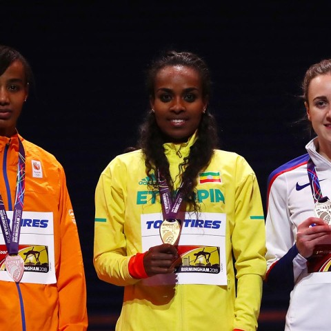 © Getty Images for IAAF / Michael Steele