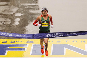 © Boston Marathon / Getty Images