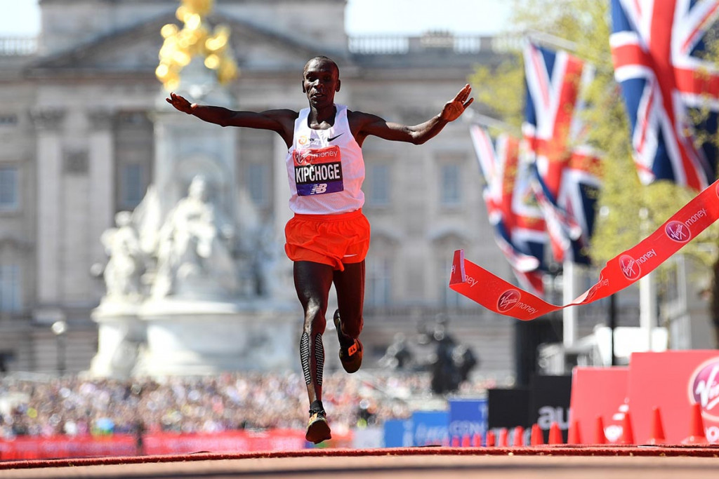 © London Marathon / Getty Images