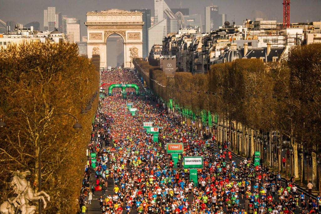 © Paris Marathon / ASO / Vialatte