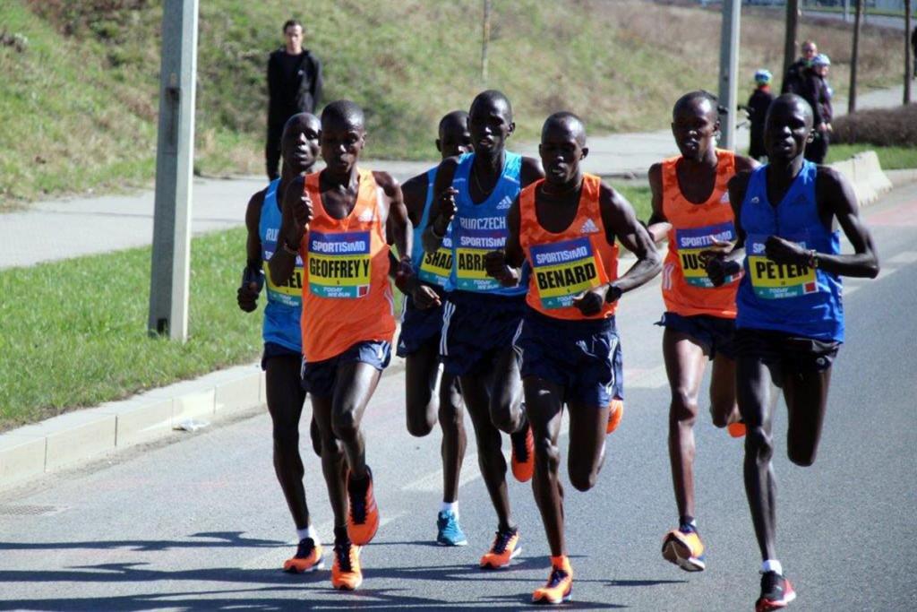 Der Sportisimo Prag Halbmarathon steht für schnelle Rennen. © SIP / René van Zee