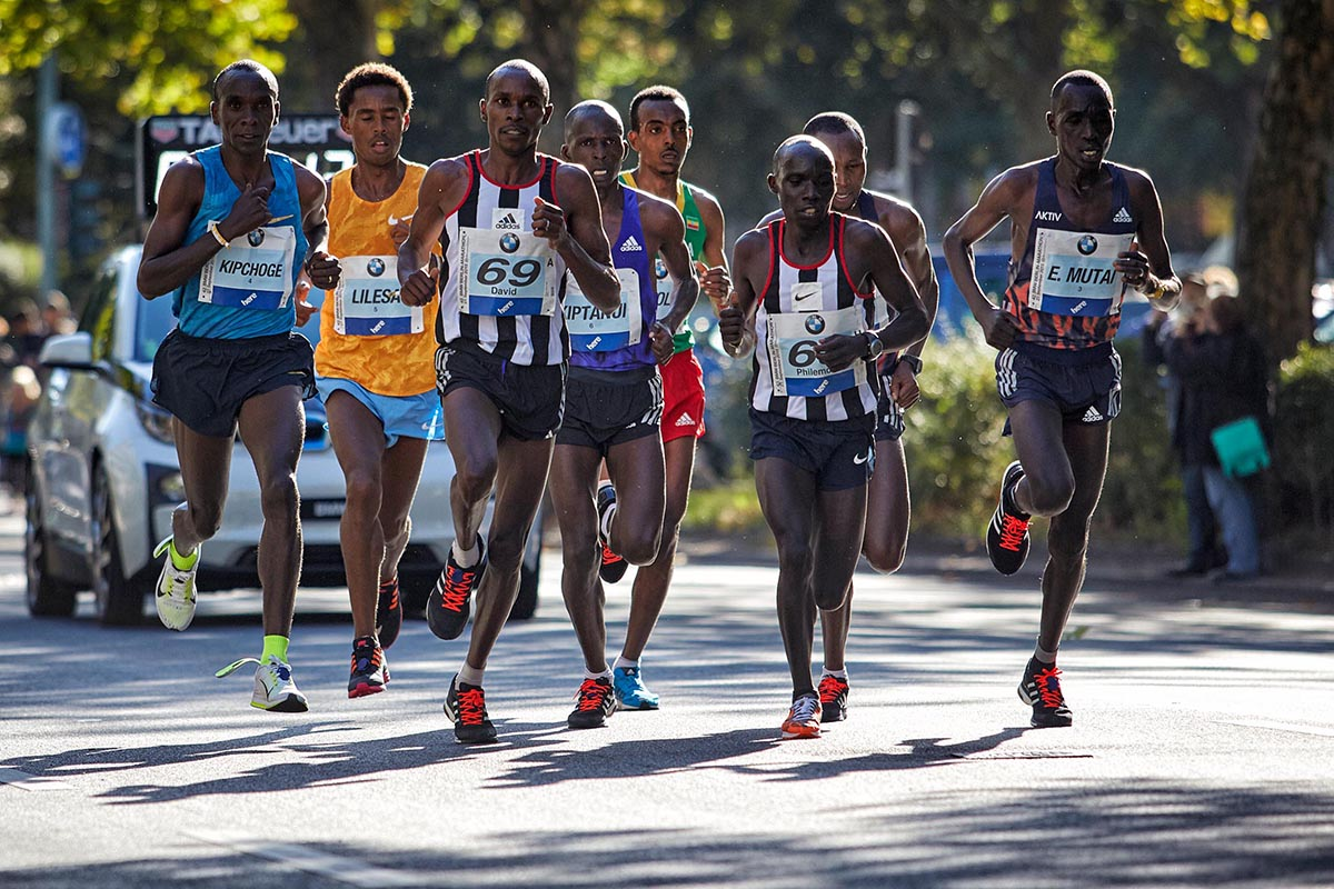 Wie pact man einen Weltrekord? - RunAustria